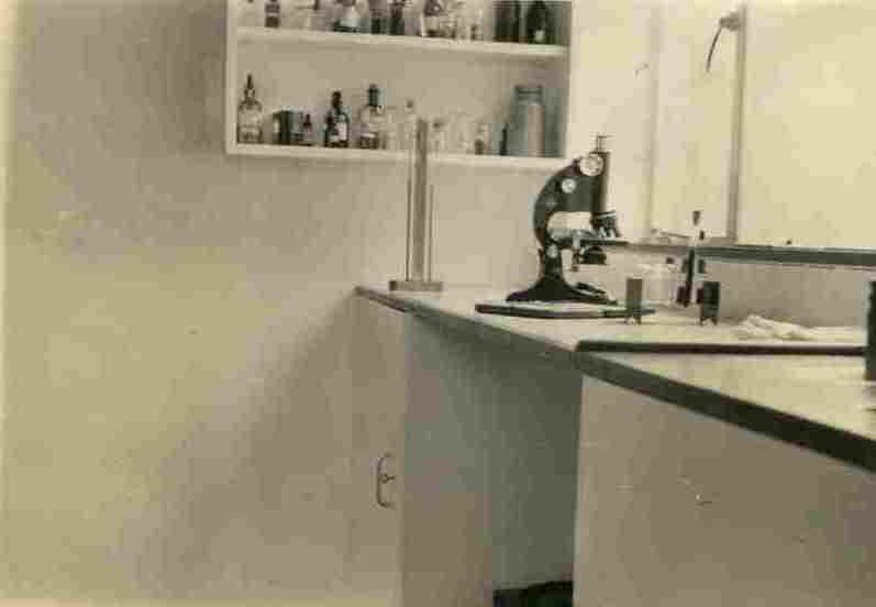 Medicines and microscope in the surgery of John Stuart Milne FRCPE, a North Berwick GP